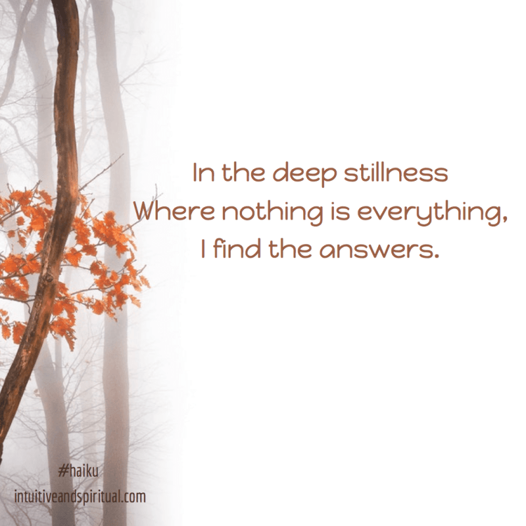 find the answers haiku