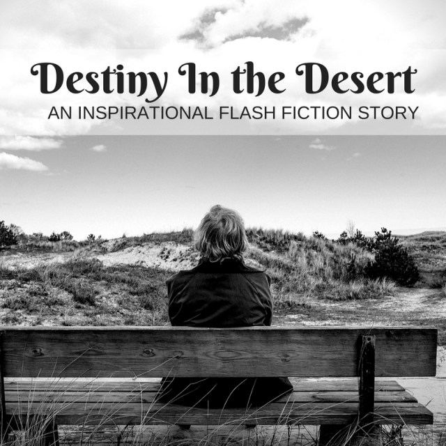 Destiny In the Desert – An Inspirational Flash Fiction Story