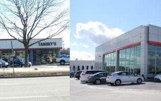Tansky Toyota Entrance