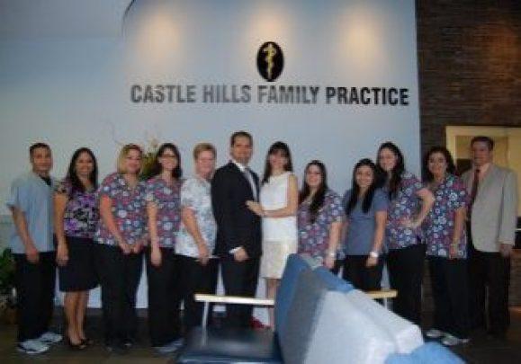 Castle Hills Staff