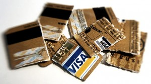 cut-up-visa-card