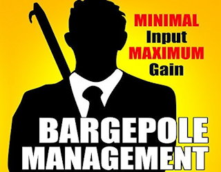 interview with mitch vandell, author of bargepole management