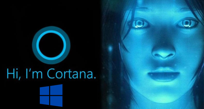 microsoft cortana face