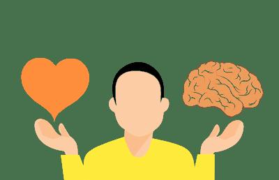 heart vs brain decision making