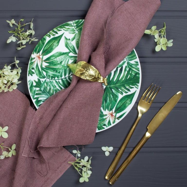 Gold Cutlery Set Mia Fleur