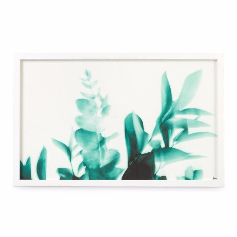 Oliver Bonas Botanical Leave Print Wall Art Landscape