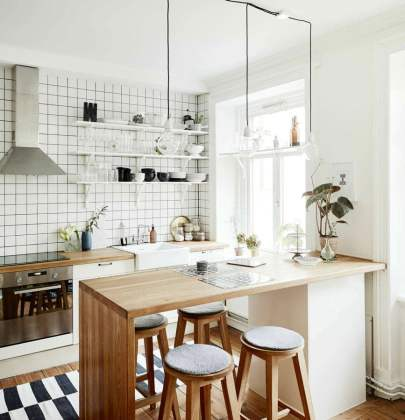 5 top tips for creating a Scandinavian style kitchen