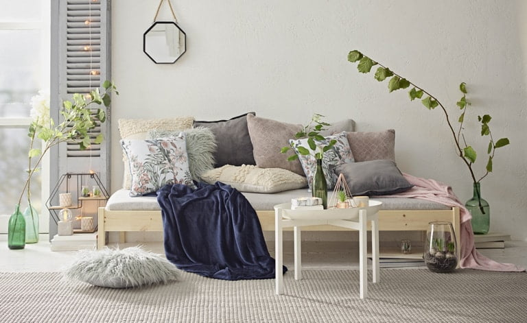 Modern Scandinavian Homeware Style at Primark | Winter Hygge Essentials - In Two Homes
