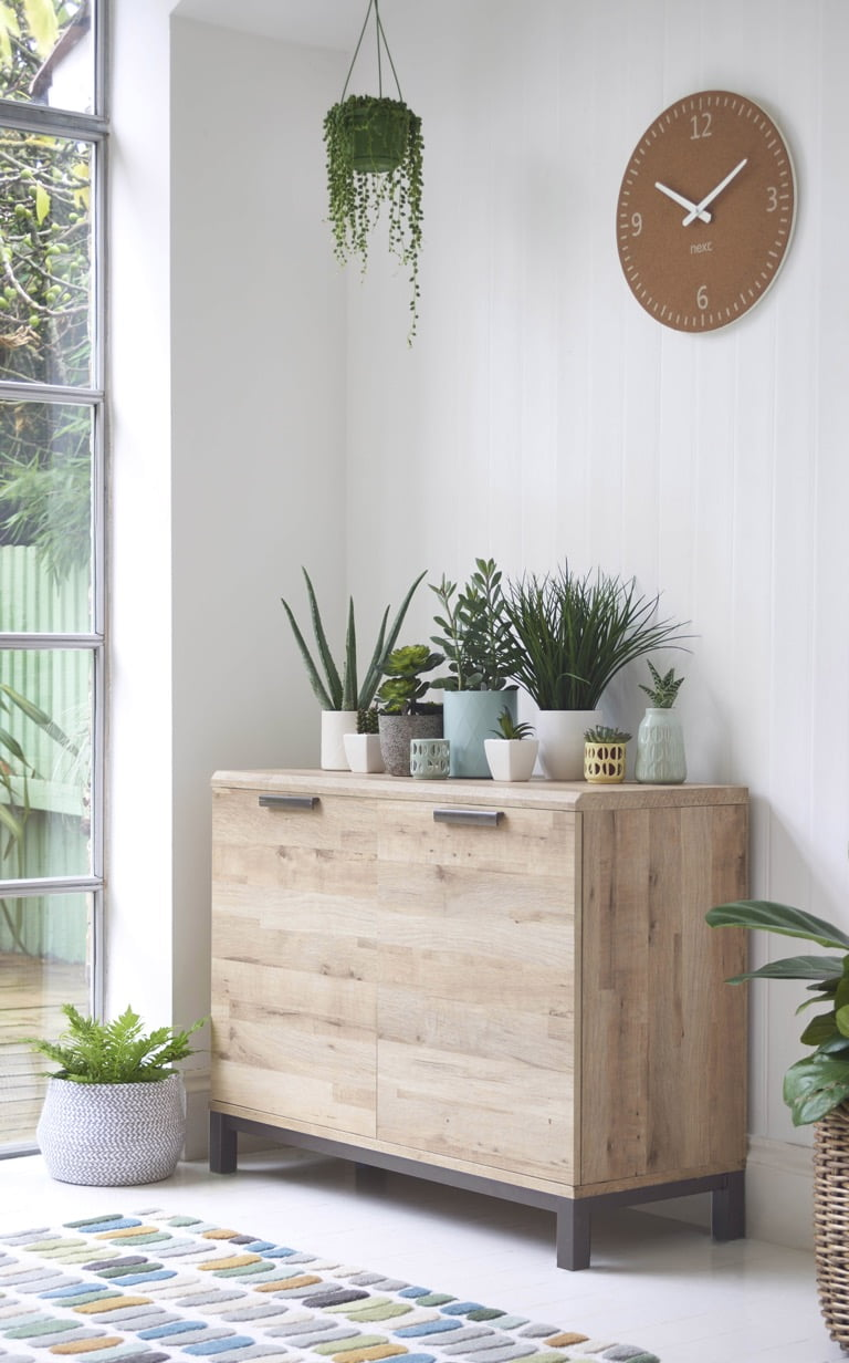 Next Wood Sideboard SS18 | In Two Homes SS18 Favourites