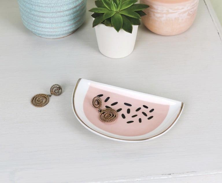 Watermelon Trinket Tray