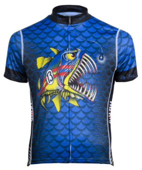 Primal Fishious Cycle Sport Cut Jersey