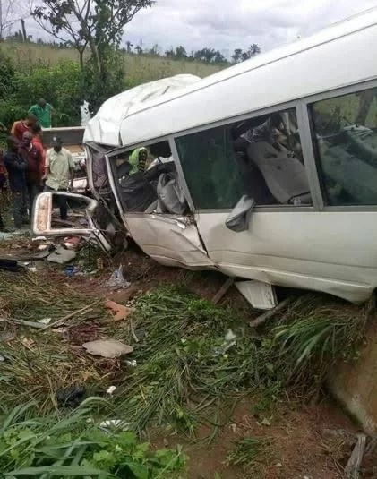 Tragedy As 13 Wedding Guests Perish In Fatal Accident In Rivers