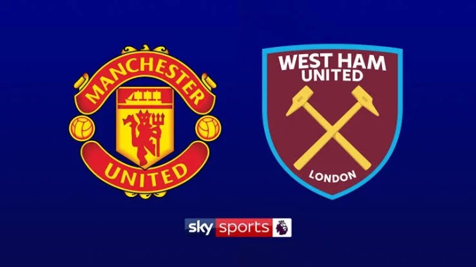 Watch Live: Westham United vs Manchester United (EPL 2021/22)