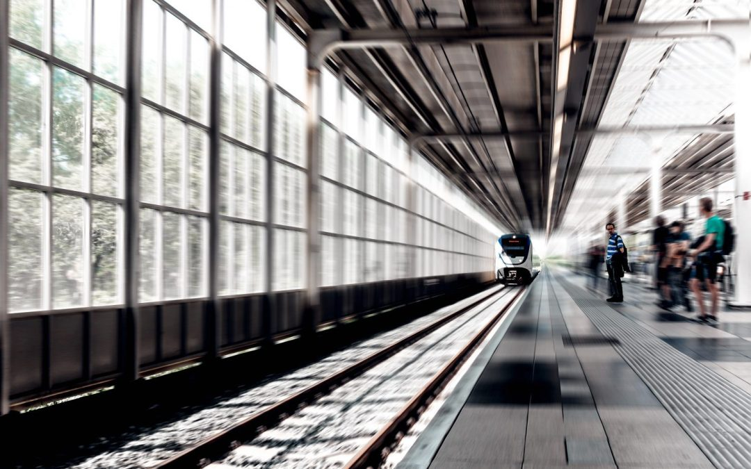 Could A Nudge Improve Safety At Railway Platforms?