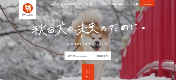 秋田犬の本場、秋田県で殺処分されるのは全体の1割強
