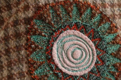 tweed sunflower