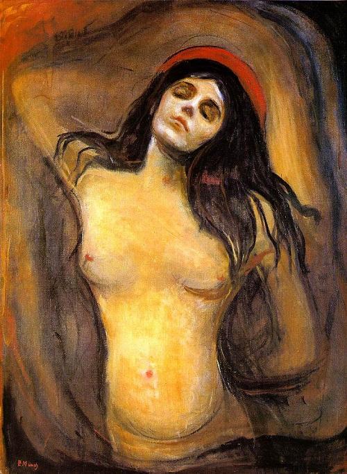 """Madonna"" - Edward Munch"