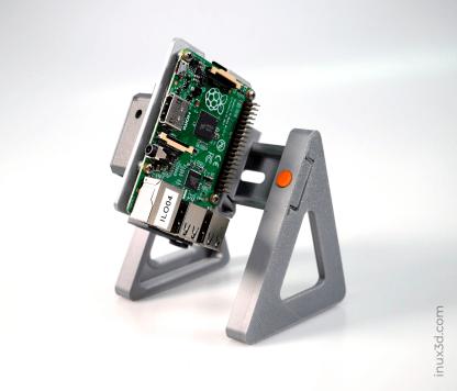 DIN Rail Desktop Mini Stand