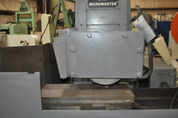 Brown And Sharpe Surface Grinder