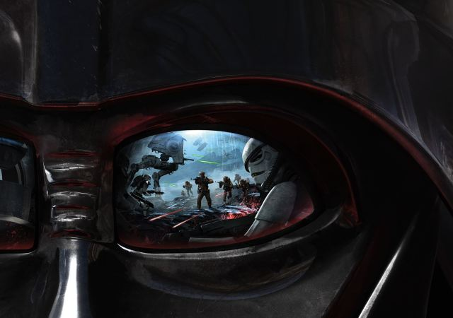 Star Wars Battlefront exclusief voor PlayStation VR - Darth Vader
