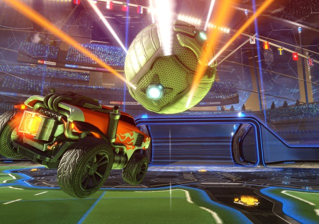 Rocket League Season 2 komt in februari - Rocket League