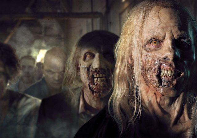 Overkill's The Walking Dead komt pas in 2017 - Robert Kirkman