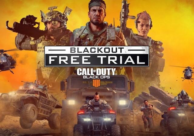 blackout free trial
