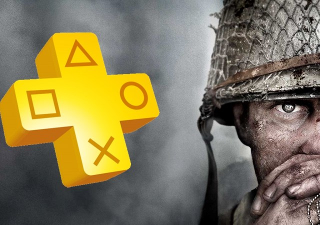 PS Plus COD WWII INV