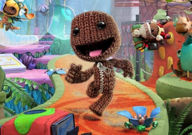 sackboy PS5 review