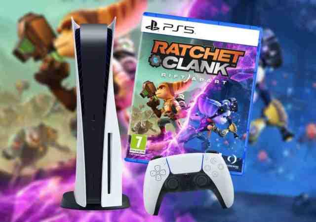 ratchet clank PS5
