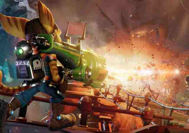 ratchet clank review