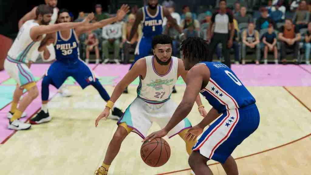 NBA 2K22 review 1