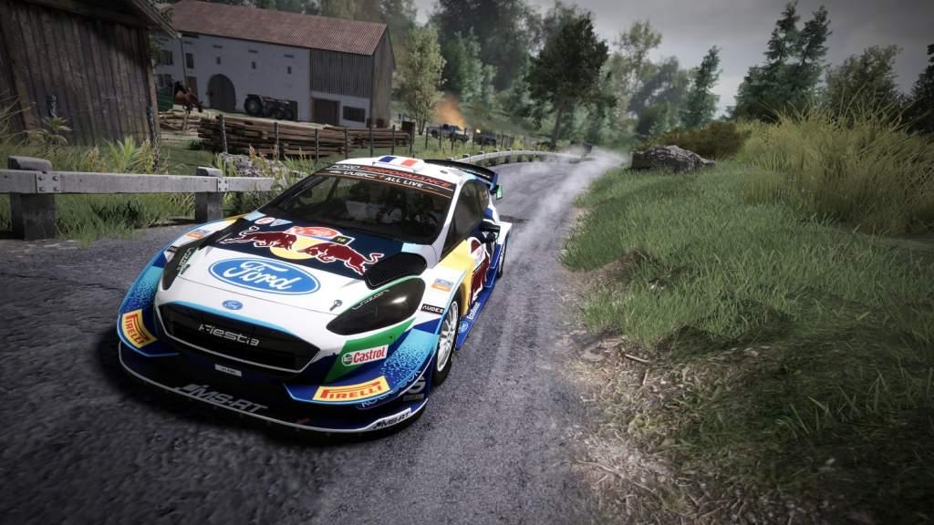 WRC10 review 2