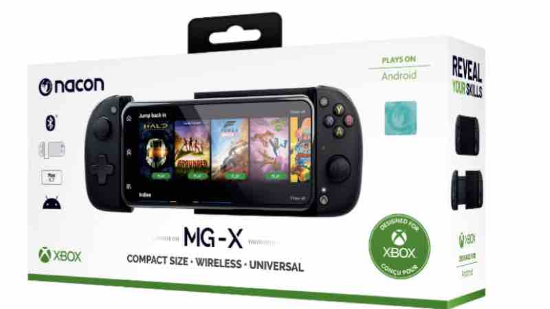 Nacon MG X review 2