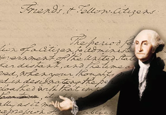 George Washington and his Farewell Address