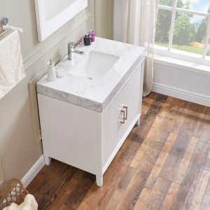 36 inch vanity white bathroom vanity calimesa