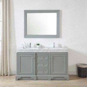 60 bathroom vanity corona vanity set with mirror