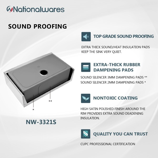 quality sound proofing sinks eastvale, ca