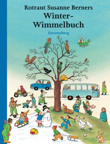 Winter Wimmelbuch