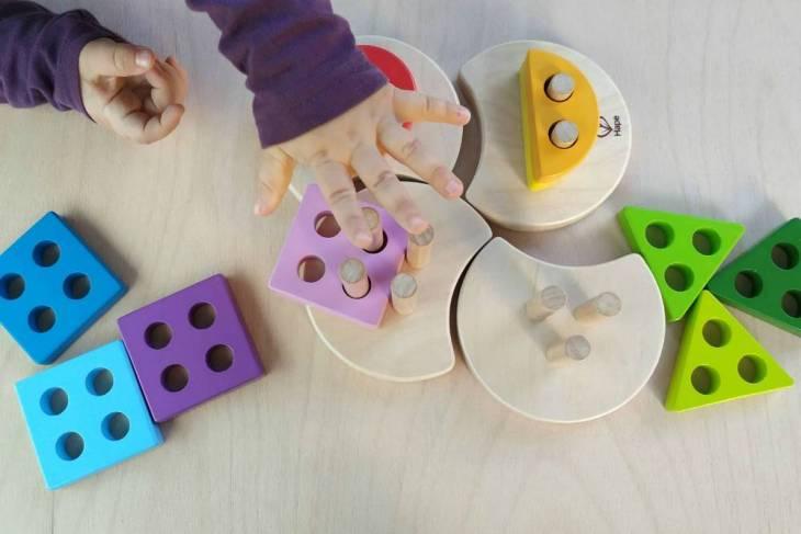 Jucării descompuse - 4 baze în lucru