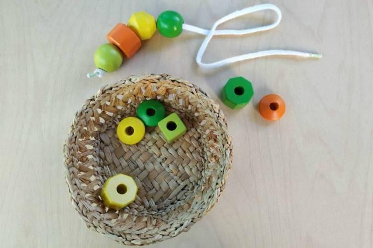 Jucării descompuse - Îndemânare