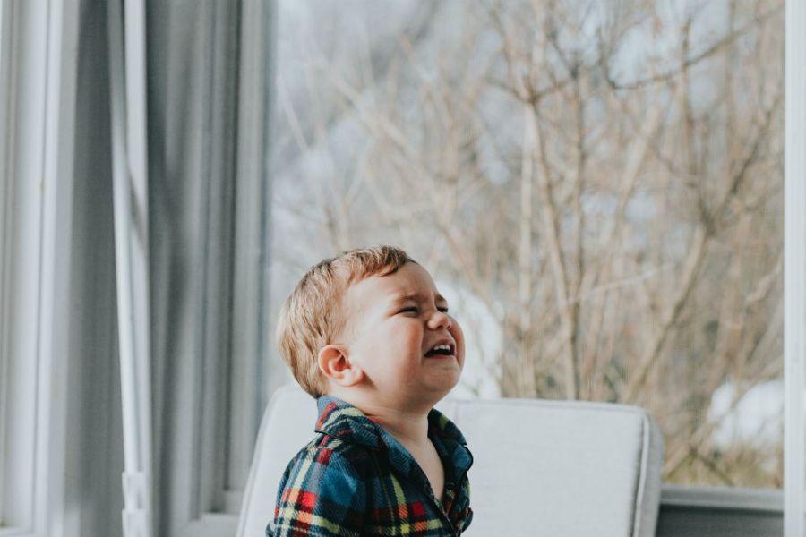Plânsul copiilor şi disconfortul părinţilor