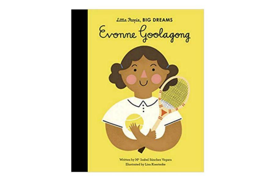 Evonne Goolagong – recenzia cărţii