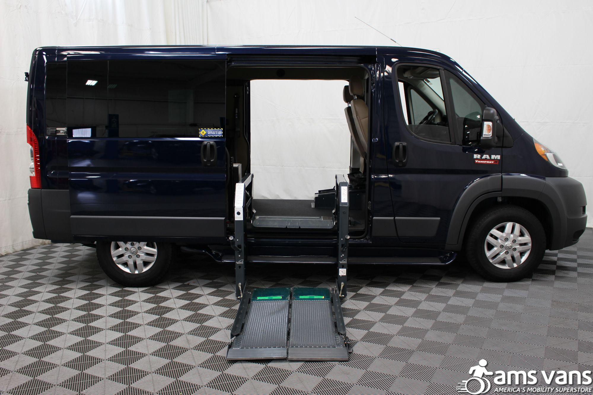 2015 Ram ProMaster Wheelchair Van For Sale  65499