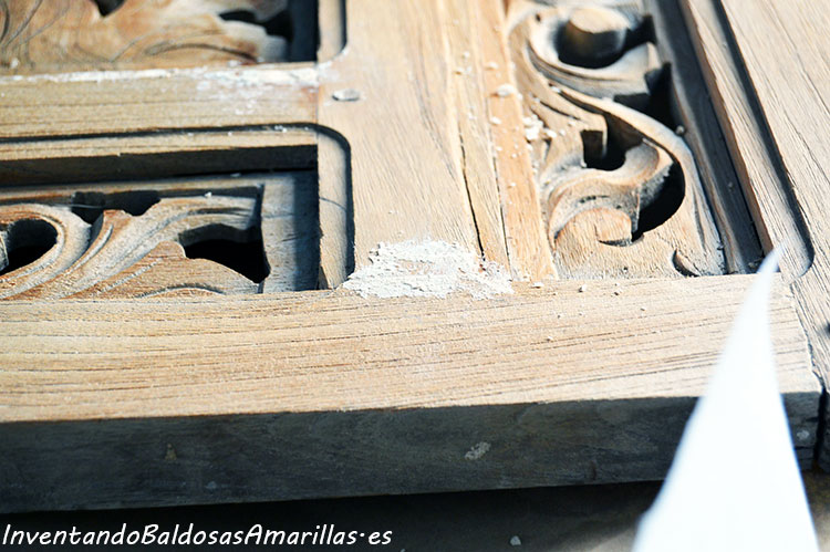 Reparar un mueble de madera percheromadera - Reparar madera ...