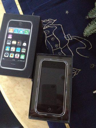 Apple Iphone (2G First Generation)