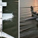 Towing Gone Wrong Left Russia's Ekranoplan Stranded like a Beached Whale