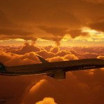Storm Chasers Fly Into Hurricane Laura in Microsoft Flight Simulator
