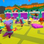 Fall Guys season 2 will add medieval-themed games in October