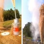 YouTuber Makes 10,000 Liters of Coca-Cola Explode Into Colossal Plume